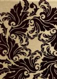 Reflections Shine Copper Wallpaper 1910/126 By Prestigious Textiles
